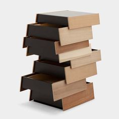 Great View by Wooden Stack Drawers in Brown Color Showing Nice Color and Design Also that Inspiring Our Decor