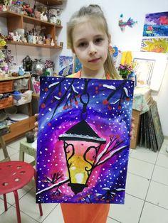 Рисование детям. ИЗОстудия. Просвещения 62. Christmas Art Projects, Winter Art Projects, Easy Art Projects, Craft Projects For Kids, Drawing Lessons For Kids, Art Drawings For Kids, Kids Artwork, Art For Kids, Kids Watercolor
