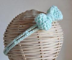 Baby Headband Crochet  by AllThingsGranny