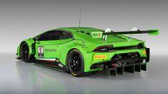 The Lamborghini Huracan GT3 is here - BBC Top Gear