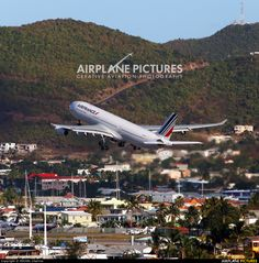 Air France F-GLZR aircraft at Sint Maarten - Princess Juliana Int photo
