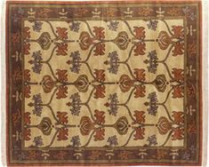 Arts & Crafts Collection | Endless Knot Rugs Craftsman Rugs, Craftsman Style, Gustav Stickley, House Built, Rug Hooking, Ranch, Knot, Arts And Crafts, Textiles