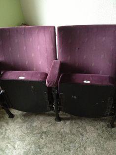 My cinema chairs :)