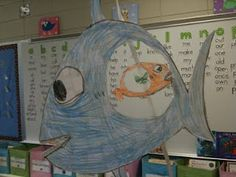 First Grader...at Last!: Ocean Food Chains. Planning on using this tomorrow (: