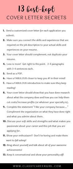 536 best Cover Letter Tips images on Pinterest Introduction letter - Should You Send A Cover Letter