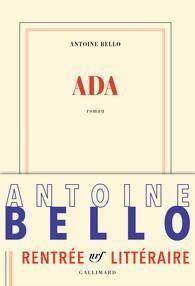 Critiques, citations, extraits de Ada de Antoine Bello. Un programme informatique ou une IA qui échappe à ses concepteurs et q...
