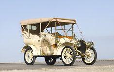 Gooding & Co. -  1907 Thomas Flyer Model 36 60 HP Seven-Passenger Touring Car