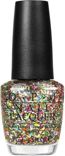 @Jamie Seagraves - this is one of the Muppet themed OPI nail polishes coming out towards Christmas. This one is called Rainbow Connection. I'm totally getting this! I know how much you love the Muppets.