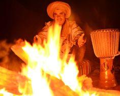 Mañana es la noche meiga #sanjuan. La última noche con fuego fue en el desierto de #ErgChebi. . #Marruecos #Desierto #viajesmarrakech