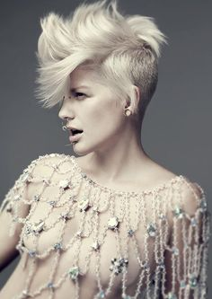 British Hairdressing Awards Collection // Mark Hayes | International Creative Director
