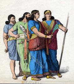 Ancient Costumes of the Persians, Medes, Assyrians and other Asiatics