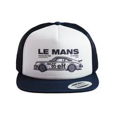 b06e45df258 Classic Porsche 1976 Le Mans 911 RSR Trucker Hat