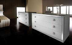Каталоги мебели: Комод белый