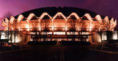 West Virginia University Coliseum (Jerry West Boulevard, Morgantown, WV)