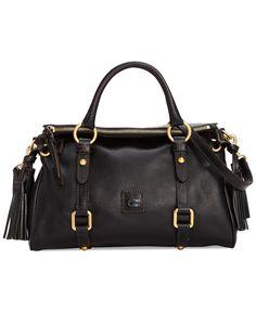Dooney & Bourke Florentine Mini Satchel - All Handbags - Handbags & Accessories - Macy's