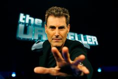 The British TV psychic Uri Geller was much mocked for his claims of paranormal powers. But CIA experiments in 1973 proved his abilities 'unambiguously.'