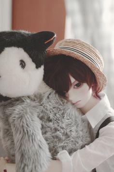 Embedded Pretty Dolls, Beautiful Dolls, Cute Anime Chibi, Anime Toys, Creative Artwork, Anime Sketch, Boy Art, Boy Doll, Custom Dolls