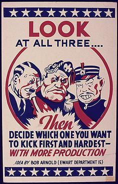 Look...  US  c. 1942-1945