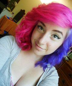 kittywithablog:  New hair!