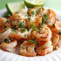 Simple Yet Delicious Cilantro Lime Shrimp Recipe