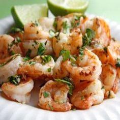 Simple Yet Delicious Cilantro Lime Shrimp Recipe