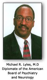 Dr. Michael Lyles of Lyles and Crawford Clinical Consulting was Lynne's guest on February 22 - a show about depression.