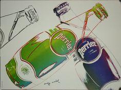 Perrier - Warhol. www.galerie-graglia-others.com
