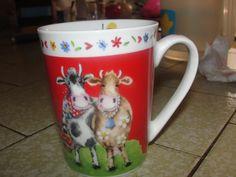 taza de vacas