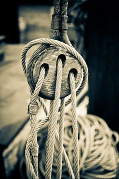 Nautical Ropes/Anthony McEvoy