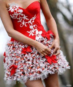 wooooooooow un vestito tutto di lind