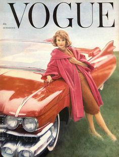 Anna-Karin Björck - Born: Gävle, Sweden  Vogue covers: 4  Discovered in a pharmacy in her hometown, Anna-Karin Björck was brought to New York by Eileen Ford.  In between assignments she fell for a Harvard man and married him in a swish affair on St. Croix  that featured Betsy Pickering, a fellow model, as maid of honor. When Björck remarried in 1980, she became Countess Erne of Crom Castle.