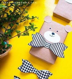 54 Ideas Birthday Diy Gifts For Kids Children Birthday Gift Wrapping, Christmas Gift Wrapping, Birthday Diy, Birthday Gifts, Christmas Christmas, Creative Gift Wrapping, Present Wrapping, Creative Gifts, Wrapping Ideas