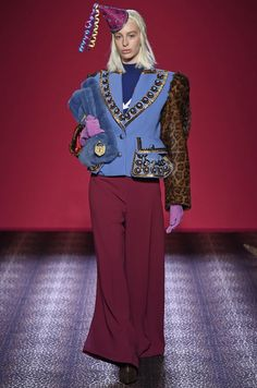 Schiaparelli Couture Fall 2014