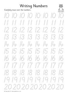 Number Formation Primary Teaching Resources and Printables Alphabet Tracing Worksheets, Printable Preschool Worksheets, Kindergarten Math Worksheets, Preschool Writing, Numbers Preschool, Preschool Learning Activities, Material Didático, English Worksheets For Kids, Math For Kids