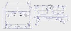 measurements for eyewear design - Cerca con Google