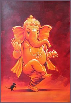 Make this Ganesha Chathurthi 2020 special with rituals and ceremonies. Lord Ganesha is a powerful god that removes Hurdles, grants Wealth, Knowledge & Wisdom. Ganesha Drawing, Lord Ganesha Paintings, Ganesha Art, Krishna Painting, Krishna Art, Ganesh Chaturthi Images, Happy Ganesh Chaturthi, Ganesha Pictures, Ganesh Images