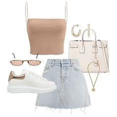 30 chic spring outfit ideas for everyday life women shoes fashion Trendy Outfits chic Everyday Fashion Ideas life Outfit Shoes Spring Women Cute Casual Outfits, Swag Outfits, Mode Outfits, Retro Outfits, Stylish Outfits, Polyvore Outfits Casual, Casual Skirts, Grunge Outfits, Teen Fashion Outfits