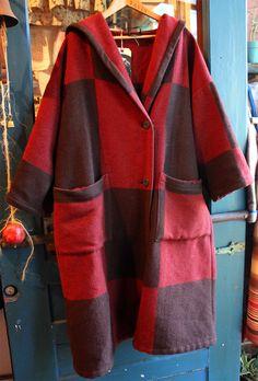 Vintage Marimekko coat.