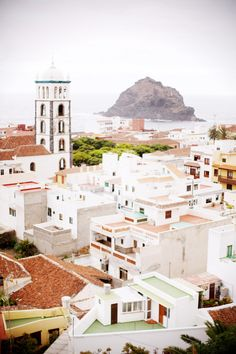 Garachico, Spain. By Alix Bancourt