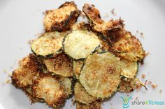 Parmesan Zucchini Chips: An Addictively Tasty AND Healthy Snack Food