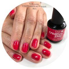 Shellac Nails, Nail Polish, Creative, Nail Polishes, Polish, Manicure, Shellac, Nail Polish Colors
