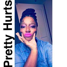 Halloween Edition #halloween #prettyhurts #botox #mua #makeupartist #makeup #cosmetics #beauty
