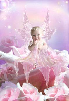 Fairies- Baby Rose