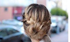 braids and a bun | Spark | eHow.com