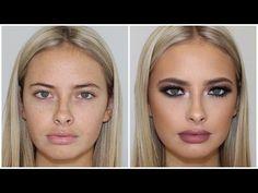Hooded Eyes Halo Eye Makeup Tutorial ♡ Too Faced X NikkieTutorials Palette ♡ Jasmine Hand - YouTube #hoodedeyemakeup