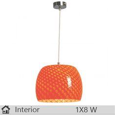 Pendul iluminat decorativ interior Klausen, gama Fish, model SP1 Lamp, Decor, Lighting, Interior, Home Decor