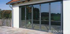 Solarlux - Glass Folding Doors – Sliding Doors