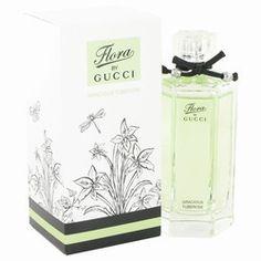 Flora Gracious Tuberose by Gucci Eau De Toilette Spray 3.3 oz (Women)