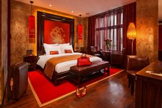 Buddha-Bar Premier Luxury Room