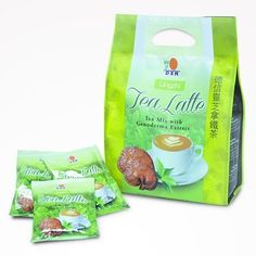 DXN Lingzhi Tea Latte with Ganoderma Extract